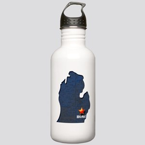 Michigan is home Stainless Water Bottle 1.0L
