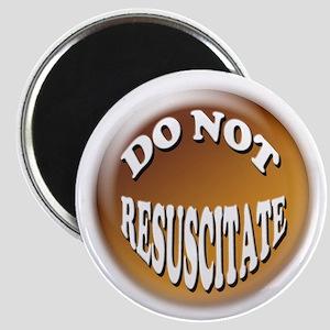 Do Not Resuscitate Magnet