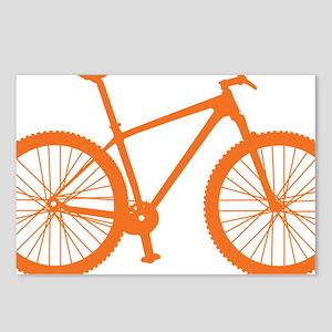 BOMB_orange Postcards (Package of 8)