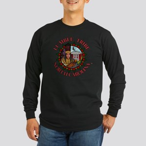 LumbeeSealdonecafe Long Sleeve Dark T-Shirt