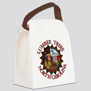 LumbeeSealdonecafe Canvas Lunch Bag