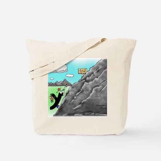 Pi_71 Summit (5.75x4.5 Color) Tote Bag