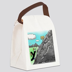 Pi_71 Summit (10x10 Color) Canvas Lunch Bag
