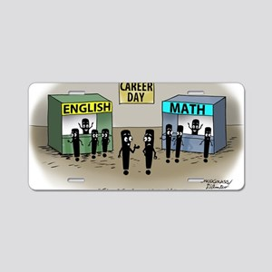 Pi_75 Career Day (10x10 Col Aluminum License Plate