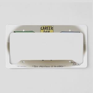 Pi_75 Career Day (10x10 Color License Plate Holder