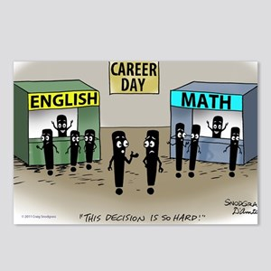 Pi_75 Career Day (7.5x5.5 Postcards (Package of 8)