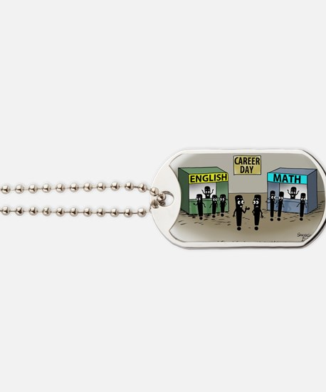 Pi_75 Career Day (20x16 Color) Dog Tags