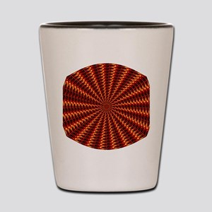 Flame Tunnel Shot Glass