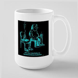 Spontaneous Human Combustion (SHC) Large Mug