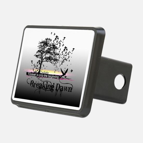small poster black and whi Hitch Cover