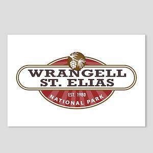 Wrangell St. Elias National Park Postcards (Packag