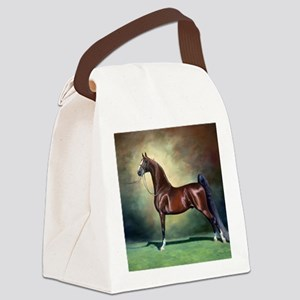 Ideal Proportions Canvas Lunch Bag