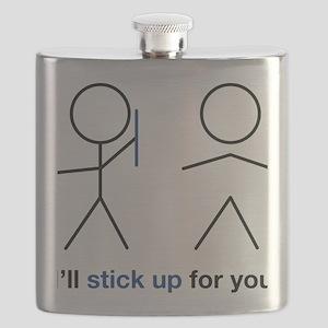 stick up Flask