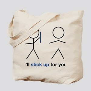 stick up Tote Bag
