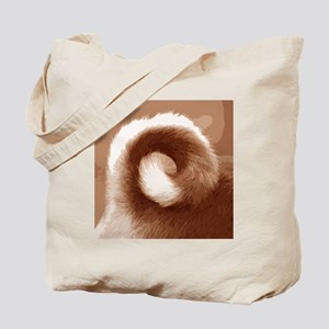 BrownTailPillow2 Tote Bag