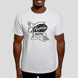 Flamingo Motel Light T-Shirt