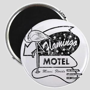 Flamingo Motel Magnet
