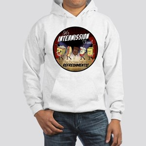 Intermission Time Hooded Sweatshirt
