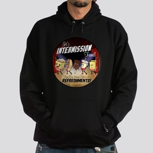 Intermission Time Hoodie (dark)