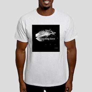 1212 breaking dawn feather copy Light T-Shirt