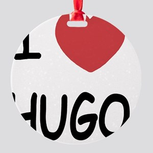 HUGO Round Ornament