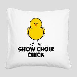 ho205 Square Canvas Pillow