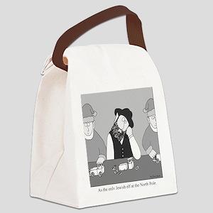 Mendel Canvas Lunch Bag