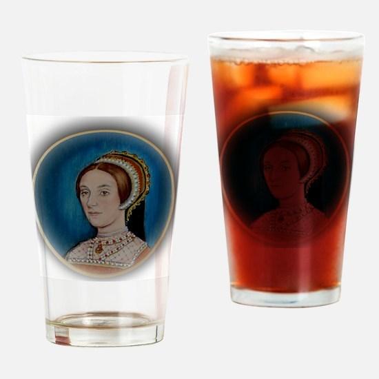 Katherine Howard Drinking Glass