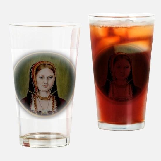 Catherine of Aragon Drinking Glass