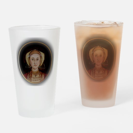 Anne of Cleves Drinking Glass
