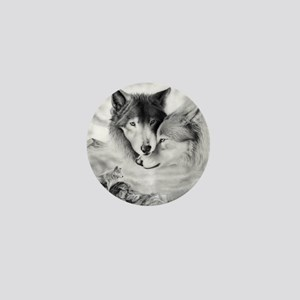 wolfmates Mini Button