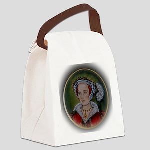 Katherine Parr Canvas Lunch Bag