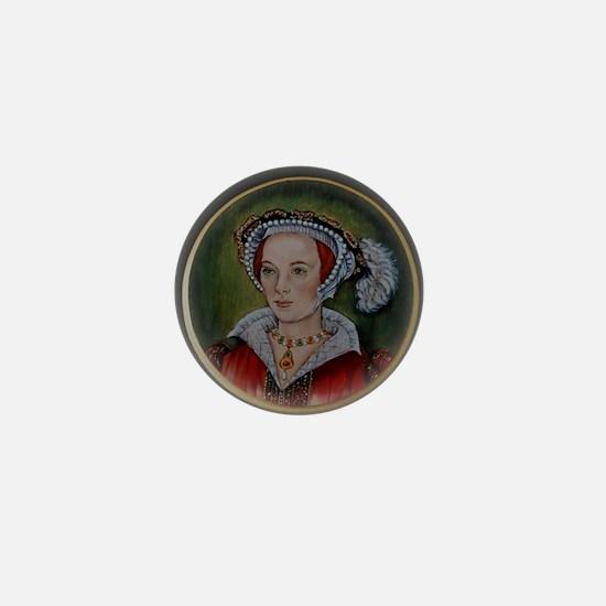 Katherine Parr Mini Button
