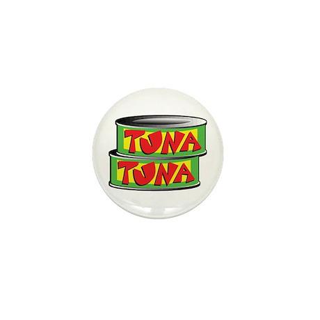 Tuna Mini Button (100 pack)