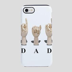 DadAmeslan062511 iPhone 7 Tough Case