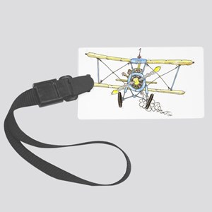 Fly With Me Large Luggage Tag