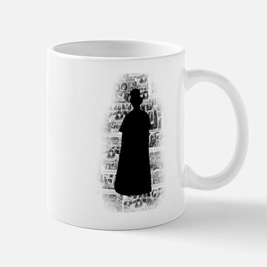Ripper Silhouette Mugs