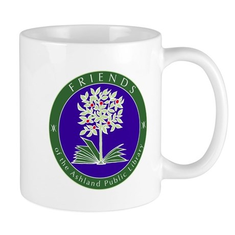 Ashland Library Friends Mug