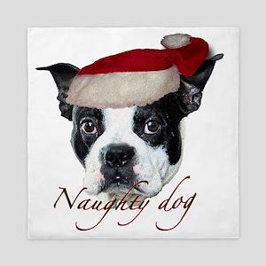 Naughty dog 2 Queen Duvet