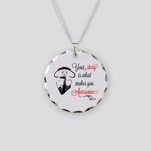 Awesome Woman Necklace