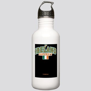 IE Hky KindleSlv553_H_ Stainless Water Bottle 1.0L