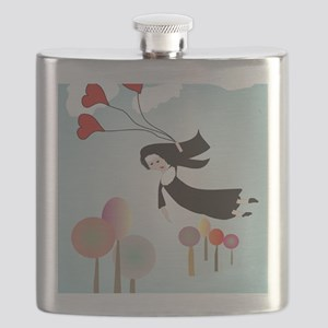 Nun Journal Flask