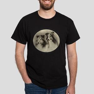 Vintage Angels Dark T-Shirt