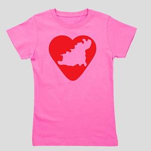 love-Guernsey2 Girl's Tee