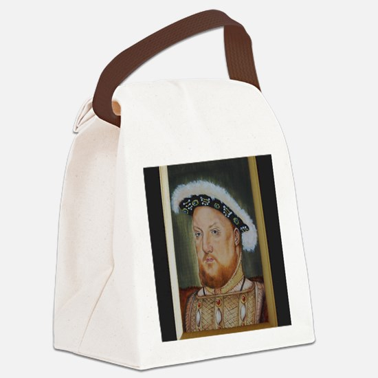 henry-8-l Canvas Lunch Bag