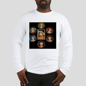 henry-wives-set-l Long Sleeve T-Shirt