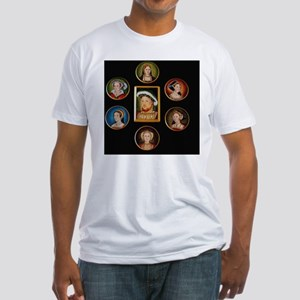 henry-wives-set-l Fitted T-Shirt