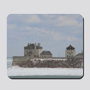 Old Fort Niagara Mousepad