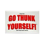 Go Thunk Yourself! Rectangle Magnet