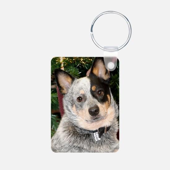 cattle-dog-mousepad Keychains